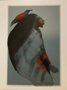 Frank Howell Lithograph quot;Lakota Sisters 1984quot; Signed and Numbered $2800.00