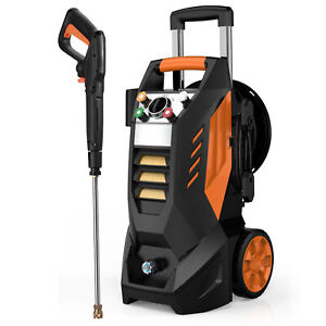 Famistar Max 2300PSI Pressure Washer Electric 1800W High Pressure Power Washer C $102.99