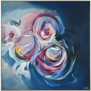 Renwil OL1667 Lyra 40 X 40 inch Painting Large