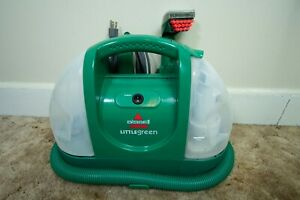 BISSELL Little Green Spot and Stain Carpet Cleaner. Used Once. Good Condition