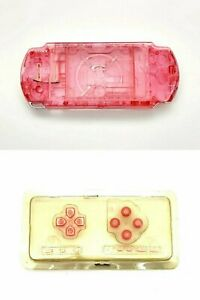 PSP 3000 Shell Replacement Housing for Playstation Portable Cover Buttons Case