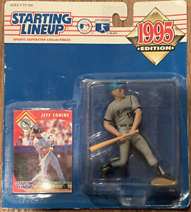 Jeff Conine Florida Marlins 1995 Starting Lineup World Series Baseball New Mets