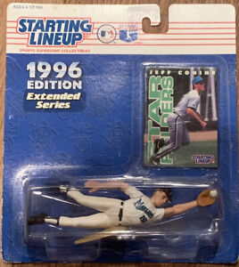 Jeff Conine Florida Marlins 1996 Starting Lineup World Series Baseball New Mets