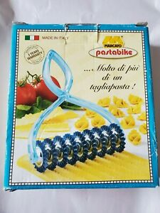 Marcato Pasta Cutter Bike Made in Italy adjustable new
