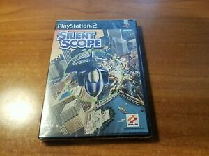 Silent Scope Sony PlayStation 2 2000 *BRAND NEW*