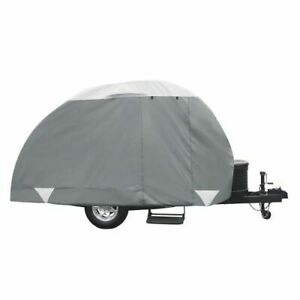Classic ACC 80 296 143101 RT PPro 3 Teardrop Camping Trailer Cover 96quot; NEW