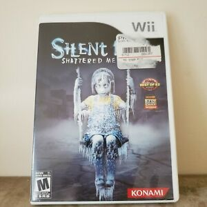 Silent Hill: Shattered Memories Nintendo Wii 2009 Complete Tested