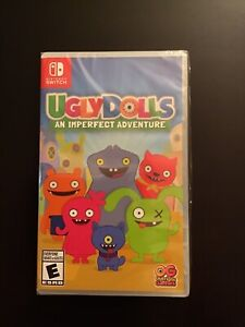 Ugly Dolls An Imperfect Adventure Nintendo Switch 2019 Brand New
