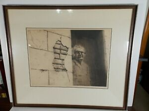 Dale Rayburn quot;Doorwayquot; Etching Signed Limited Edition 94 100 $399.00