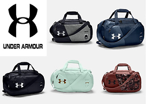 Under Armour UA Undeniable 4.0 Extra Small XS Duffle Bag Gym FREE SHIP 1342655 $24.99