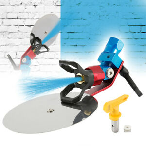 Universal 7 8quot; Airless Paint Sprayer Spray Guide Accessory Tool For Titan Wagner $23.99