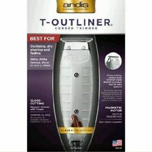 Andis T outliner Trimmer with T blade Gray 04710 $62.00