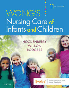 Wong's Nursing Care of Infants and Children 11 Edition by Hockenberry