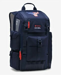 Under Armour Bag Project X Rock Freedom Regiment UA Backpack USA 1353719 410 NEW $110.95