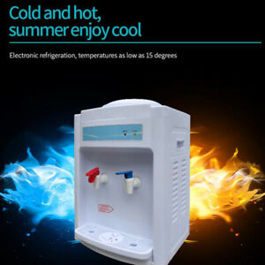 Hotamp;Cold Water Cooler Dispenser Free Standing 2 5 Gallon Top Loading Home Office $43.69