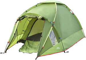 Winter Tent 4 Season Four Vestible Hunting Hiking Cover Shelter Canopy Marquee