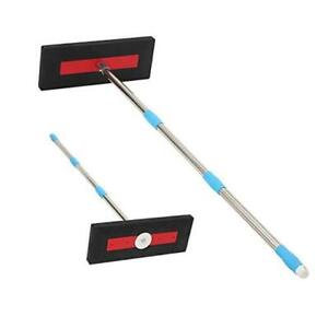 Snow Rake 4FT Roof Rakes for Snow Removal Length Adjustable No Scratch Snow B $28.64