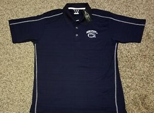 Penn State Nittany Lions Large stitched polo shirt New with Champion tags