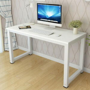 Home Office Furniture Wood Computer Desk PC Laptop Table Workstation Kids Study $59.99