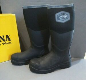Carolina Work Boots Waterproof Size 12 New in Box Never Used steel toe MSRP $120