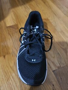 Under armour shoes womens 7.5 $50.00