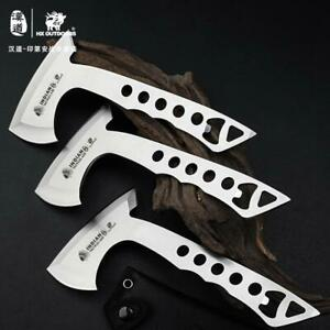 3pcs lot Outdoors Tactical Survival Axe Camping Axes Hand Hunting Tool Portable