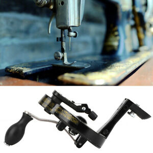 Hand Crank Parts for Singer Spoked Wheel Treadle Sewing Machine 151271286699 $21.29
