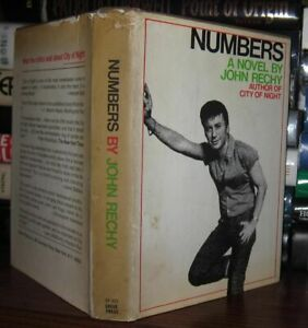 Rechy John NUMBERS 1st Edition 1st Printing $85.45