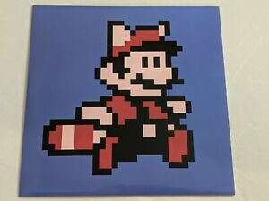 "Super Mario Bros 3 SMB3 45 7"" Animated Record Zoetrope Vinyl Picture Disc 500"