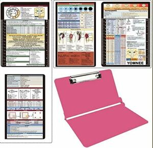 Aluminum Folding Clipboard Nursing and Medical Clipboard 2 in 1 HIPAA Privacy
