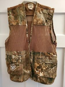 REDHEAD Hunting Shooting Vest Realtree Camouflage Size L Ventura County Council