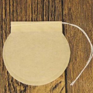 Tea bag tea filter coffee filter paper natural color unbleached type M $9.19
