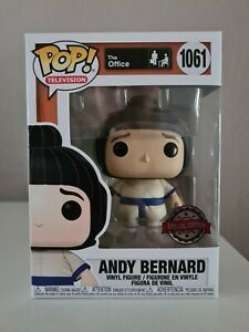 Funko Pop The Office Andy Bernard in a Sumo Suit #1061 GBP 22.75