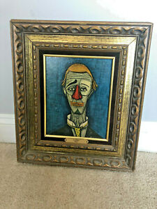Bernard Buffet Clown Print $99.99