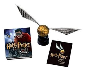 Harry Potter Golden Snitch Display Decor Quidditch Collectible Sticker Kit Gift $8.99