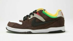 VINTAGE 2008 NIKE Mens Air Zoom Oncore 313661 204 Light Chocolate Black STN Red $47.99