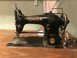 Singer Leather Sewing Machine 44 90 $525.00