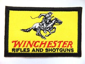 Winchester Firearms Patch Iron on $3.95