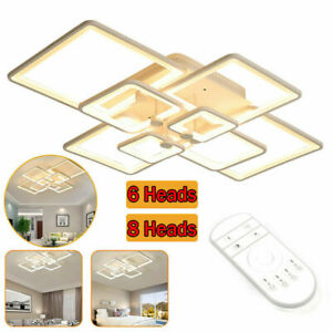 New design LED Ceiling Light Dining Living room Bedroom luminarias fixture USA