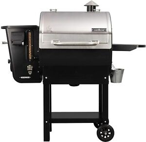 Camp Chef PG24CL Woodwind 24 WIFI Pellet Grill 800sf Total Rack Surface