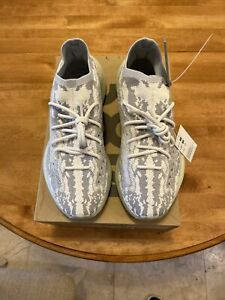 """🔥Adidas Yeezy Boost 380 Alien FV3260 Size 12.5 💎""""RARE two right foot prints"""" ✅ $19111.11"""