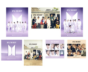 BTS THE BEST Limited 1st Edition A. B. C. Normal .FC .Universal misic. 7net ed. $97.84