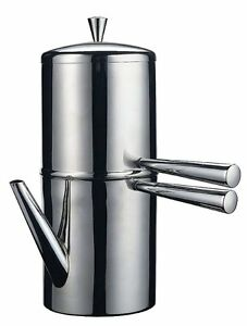 Ilsa Coffee Maker Napoletana With Beak Stainless Steel 18 10 Ideal For L Orzo