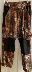 HABIT REALTREE SCENT FACTOR YOUTH HUNTING PANTS SIZE MEDIUM