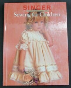 Sewing For Children Singer Sewing Reference Library Hardcover $3.00