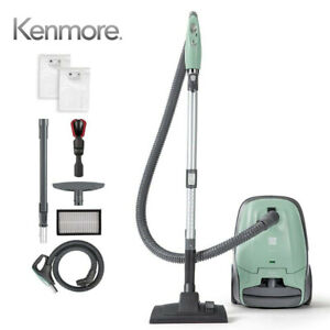 Kenmore BC2005 Pet Friendly Lightweight Bagged Canister Vacuum Cleaner VAC $200.19