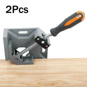 2X 90° Right Angle Clamps Corner Clamp tools for Carpenter Welding Wood working $24.00