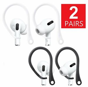 Silicone Sports Anti lost Ear Hook For AirPods 1 2 Pro Strap Earhook Holders $2.95