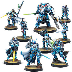 Infinity: PanOceania Military Orders Action Pack $76.58
