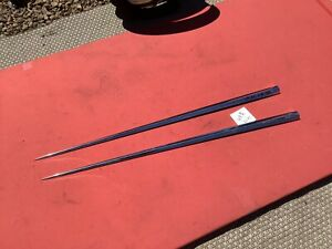 1949 Buick FRONT FENDER STAINLESS TRIM MOLDING Original GM $145.00